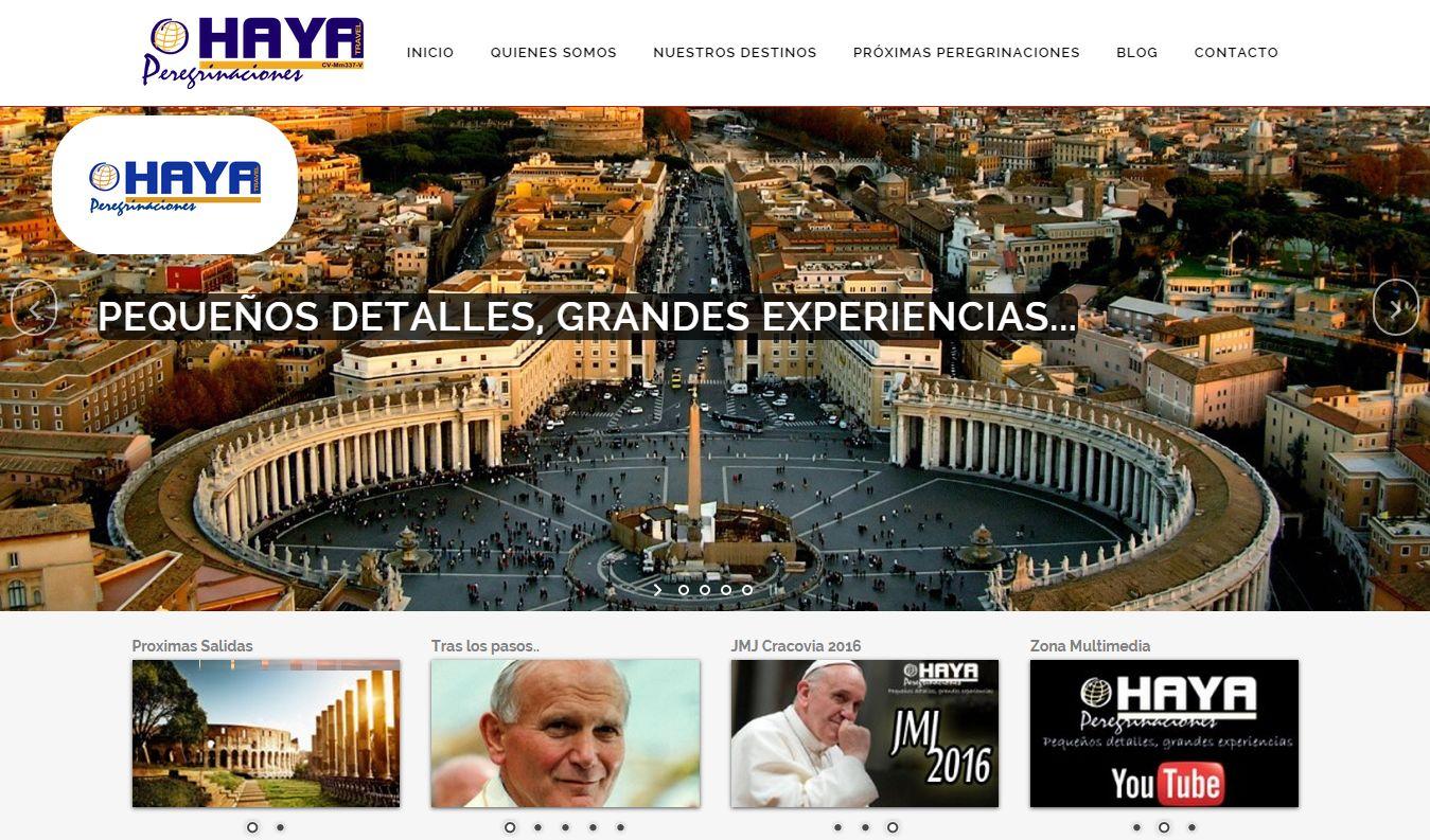 Turismo religioso, viajes y peregrinaciones a tierra santa