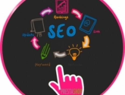 SEO y posicionamiento web para tiendas Prestashop
