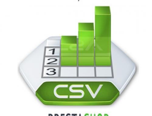 Como importar en Prestashop stocks y precios desde un archivo CSV